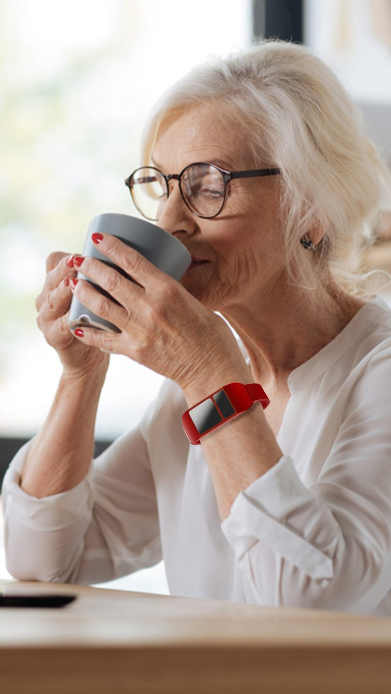 Smart-Whatch for elderly