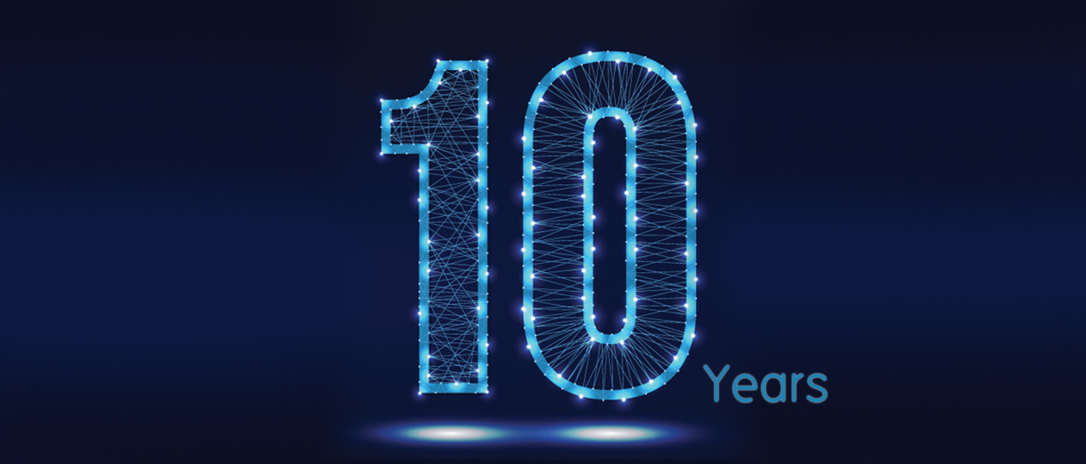 10 years NetaDesign